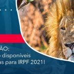 Já Estão Disponíveis As Regras Para Irpf 2021 - Quero montar uma empresa - ATENÇÃO: já estão disponíveis as regras para IRPF 2021!